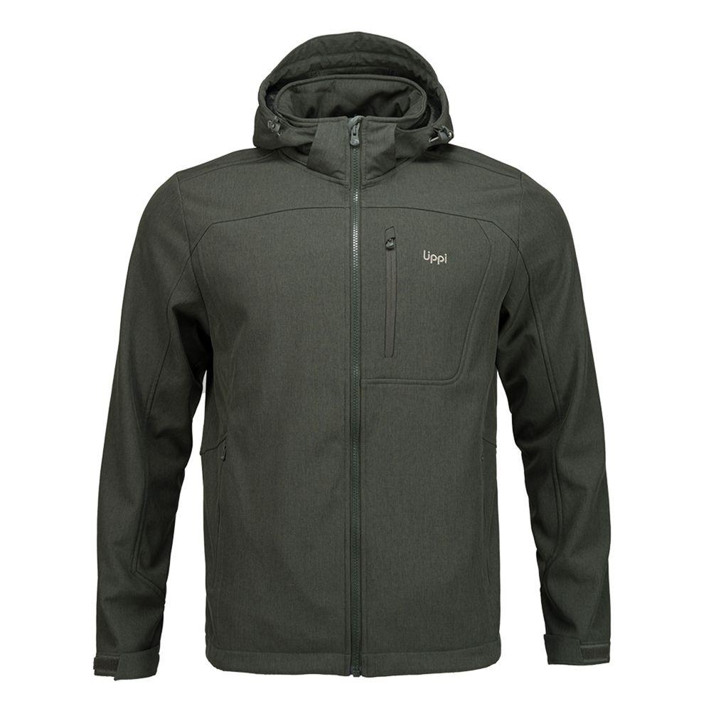HOMBRE-M-Macaya-Softshell-Hoody-Jacket-M-Macaya-Softshell-Hoody-Jacket-Melange-Verde-61