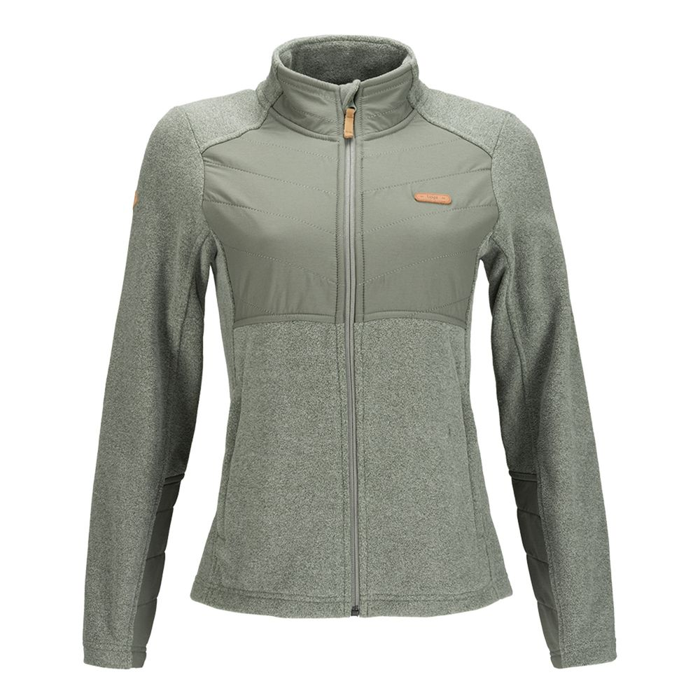 MUJER-W-Route-Therm-Pro-Full-Zip-W-Route-Therm-Pro-Full-Zip-Verde-Militar-81