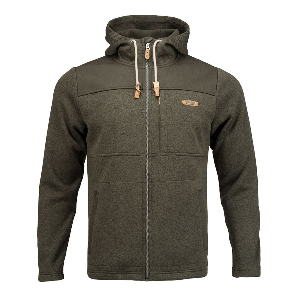 HOMBRE-M-Forest-Therm-Pro-Hoody-Jacket-M-Forest-Therm-Pro-Hoody-Jacket-Melange-Verde-Oscuro-81