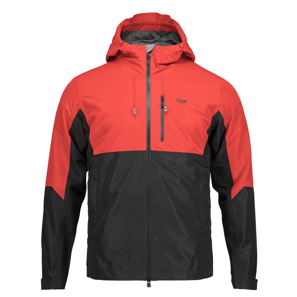 HOMBRE-M-Summit-B-Dry-Hoody-Jacket-M-Summit-B-Dry-Hoody-Jacket-Rojo-Tomate---Negro-91