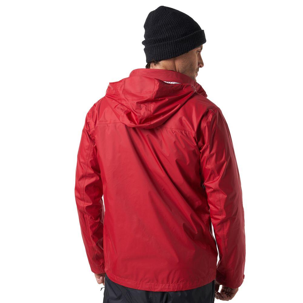 Chaqueta Hombre Abyss B Dry Hoody Jacket Gris I19 Lippi